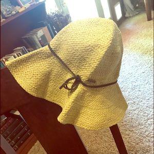 Roxy Straw Hat one size